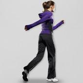Термо брюки с флисом внутри для спорта Tchibo евро 34