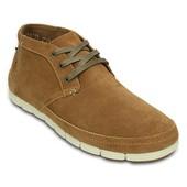 Ботинки Crocs stretch sole suede desert Boot, М7