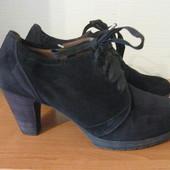 ботинки стильные фирменные Hogl Австрия р. 40