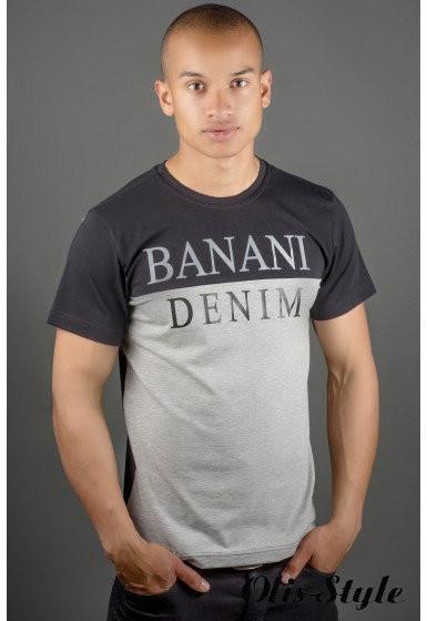 Мужская футболка Бани  в расцветках 46,48,50,52,54,56,58 (4 фото №1