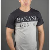 Мужская футболка Бани  в расцветках 46,48,50,52,54,56,58 (4