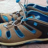 Босоножки, сандалии Timberland (оригинал). Нат. кожа. Размер 39 (ст. 25 см)