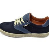 Мокасины  мужские Clubhoes Techlite 10 синие