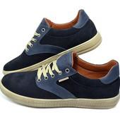 Распродажа!!! Мокасины  мужские Clubhoes Techlite 10 синие
