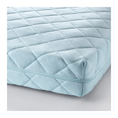 Матрас для детской кроватки, синий, 60x120 см Артикул: 101.502.92