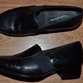 Р. 36,5 - 23,5 см. Medicus Германия. Туфли закрытые, мокасины, оксфорды фирменные оригинал