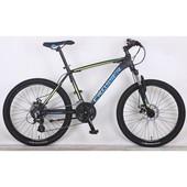 Кроссер Инспирон 24 Crosser Inspiron велосипед алюминий подростковый Azimut