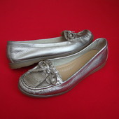 Балетки Footglove Silver натур кожа 36 разм