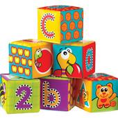 Кубики для воды 'Алфавит' Playgro 0183838 Австралия разноцвет 12125237