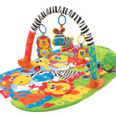 Развивающий коврик 'Сафари' Playgro 0181594 Австралия разноцвет 12125243