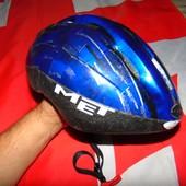 Фирменний защитний Велосипедный шлем  Met (Мет) England 54-61
