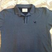Футболка, рубашка поло р-р 46-48, отличное состояние, бренд Burton
