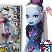 Кукла монстер хай Эбби Боминейбл вечеринка монстров monster high party ghouls abbey bominable
