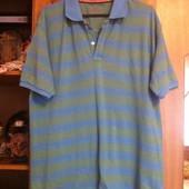 Футболка, рубашка поло р-р 52-54, хорошее состояние, бренд Peter Gribbi