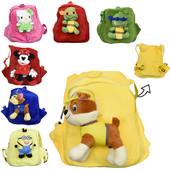 Рюкзак щенячий патруль 0165 / 466-165
