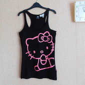 Майка H&M Hello Kitty размер S.