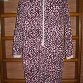 Пижама флисовая, размер S,рост до 165 см