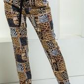 Размеры 42-48 Стильные летние женские брюки