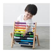 Счеты детские Икеа Мула, 602.948.82 Mula Ikea В наличии!