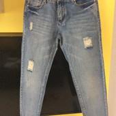 Cтильні джинси jennifer розмір 26 36
