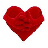 Подушка, красный, 40x101 см ikea икеа 274.704.60