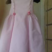 Нарядное платье для девочки 18-24 мес.