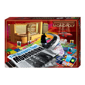 Игра большая настольная Монополия 0037