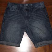 шорты джинсовые мужские  easy размер W38 состояние отличное
