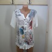 Рубашка-блузка  женская  Zong ni da! новая! в наличии! 54 р!