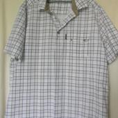 Муж.рубашка Solognac p.XL