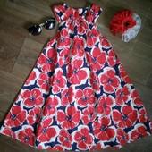 Платье George  хлопок на 7-8 года(122-128см)!!!