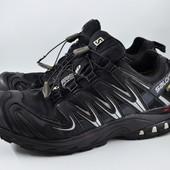 Трекинговые кроссовки Salomon xa Pro 3D. Стелька 24, 5 см