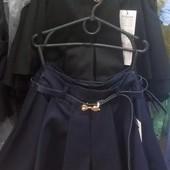 Школьная юбка-шорты 122-146 см