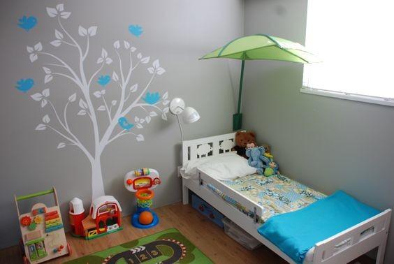 Каркас детской кровати Kritter, белый фото №1