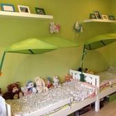Каркас детской кровати Kritter, белый