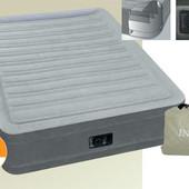 Надувная кровать Intex Comfort plush  67770