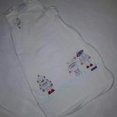 Спальный конверт мешок Grobad 0-6 мес
