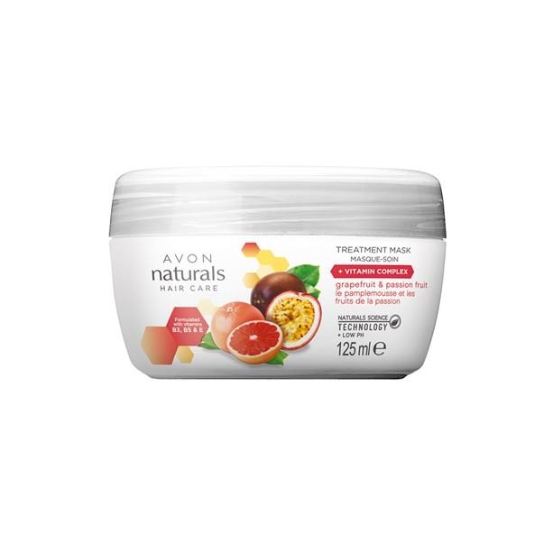 Маска для волос avon с витаминным комплексом