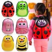 Детский пластиковый рюкзак для дошкольников
