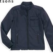 Мужская деми куртка ветровка р.XL Watsons цвет синий Германия