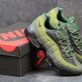 Кроссовки мужские Nike Air Max 95 Dark green