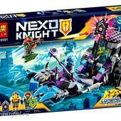 Конструктор Bela 10591 Nexo Knight Мобильная тюрьма Руины