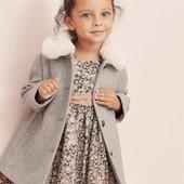 Стильне пальто NEXT для дівчат 1-5 років під замовлення