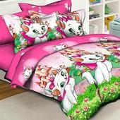 Комплект в детскую кроватку Китти
