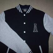 Куртка Бомбер Американка с начесом р-р 46- 54