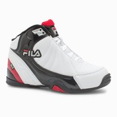 Баскетбольные кроссовки Fila boys´ с технологией DLS foam. размер 37. 5 - 38. 5. Америка.