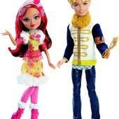 Набор Ever after high daring charming and Rosabella beauty dolls