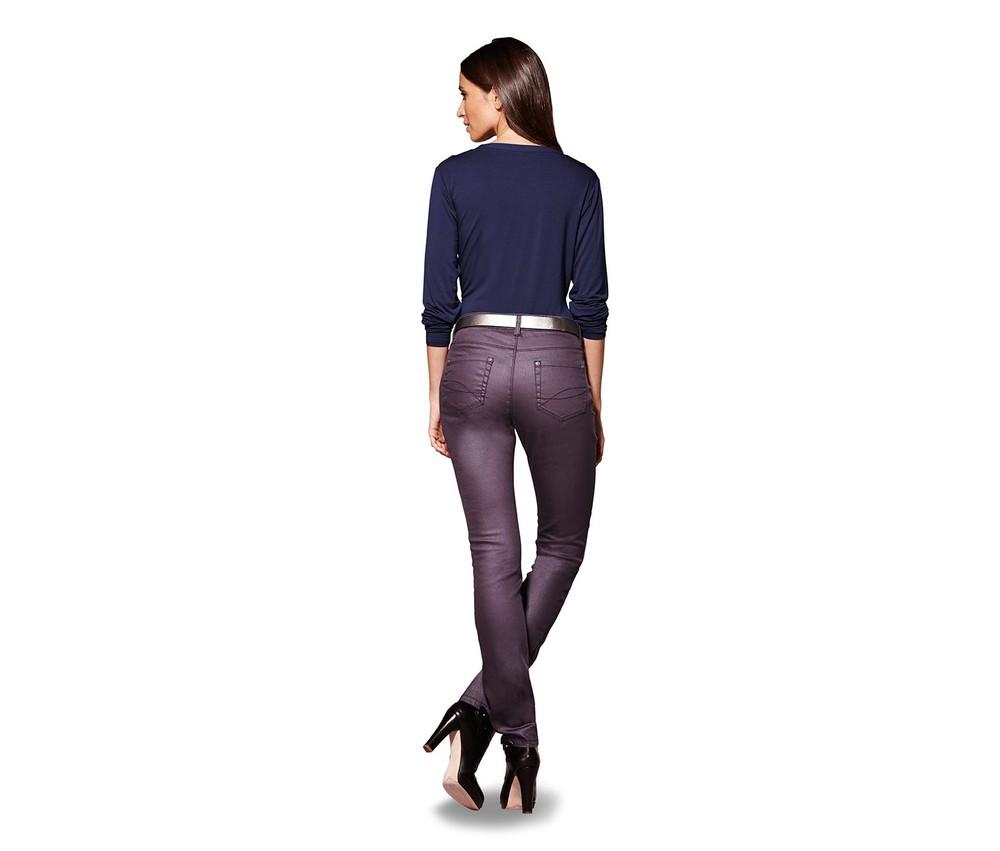 Стильные брюки джинсы с напылением р.36, 38, 46 евро м, l tcm tchibo германия фото №1