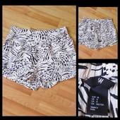 Фирменные шорты H&M, размер 8\38