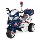 Детский електромотоцикл от 3-8 лет